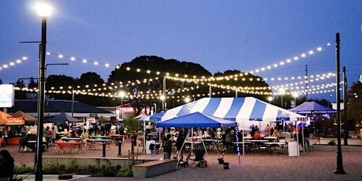 NEW! Lakewood Night Market at Colonial Plaza