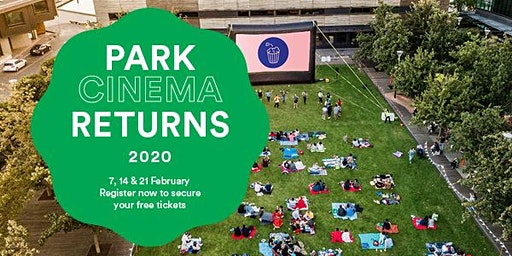 Park Cinema 2020 presents: Crazy Rich Asians (free event)