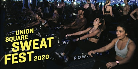 Union Square Sweat Fest: ROWGATTA Launch Party tickets