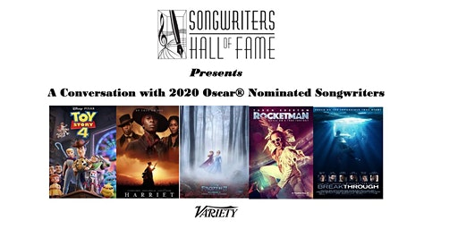 A Conversation with 2020 Oscar®  Nominated Songwriters