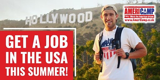 AmeriCamp Job Fair Manchester - January 18th, The Midland Hotel, 10am-4pm