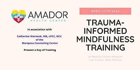 Trauma-informed Mindfulness Training tickets