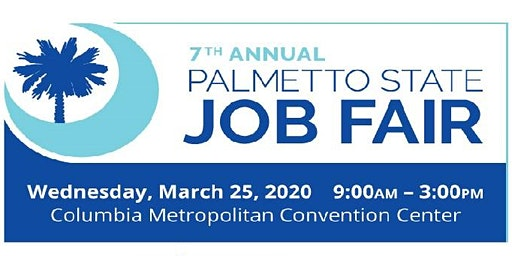 7th Annual Palmetto State Job Fair - Hosted by ECPI (Employer Registration)