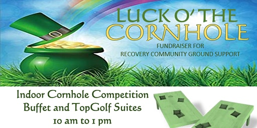 Luck O' The Cornhole