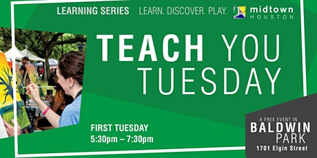 Teach You Tuesday with Pop Shop America tickets