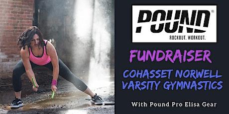 Pound Fundraiser for Coh/Nor Varsity Gymnastics tickets
