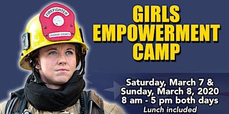 Girls Empowerment Camp tickets