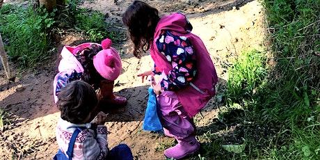 Diálogos do Crescer - A Importância do Brincar bilhetes