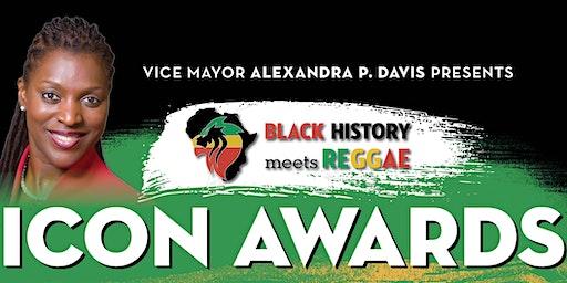 Vice Mayor Alexandra P. Davis hosts Black History Meets Reggae Icon Awards