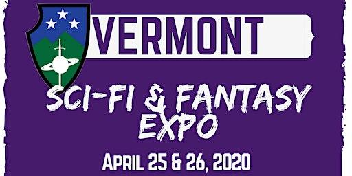 Vermont Sci-Fi & Fantasy Expo 2020