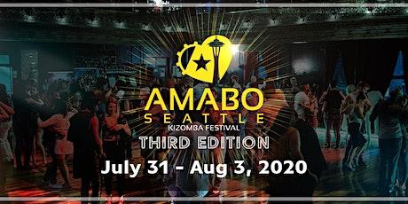 Amabo Seattle Kizomba Festival - 2020 tickets