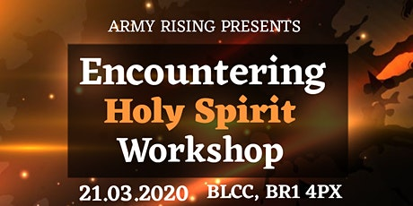 Encountering Holy Spirit Workshop tickets