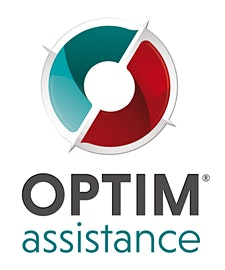 OPTIM assistance logo
