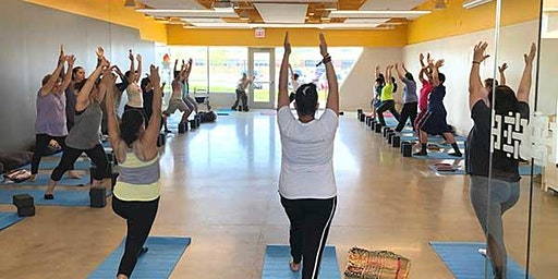 Free Yoga in Garfield Ridge/yoga gratis en Garfield Ridge