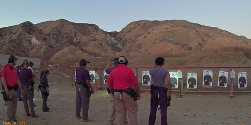 Begginers and Intermediate Pistol Courses