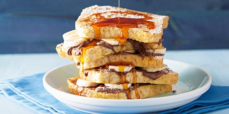 Mardi Gras Party: Bananas Foster French Toast tickets
