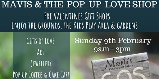 Mavis &  The Pop Up Gift Shop