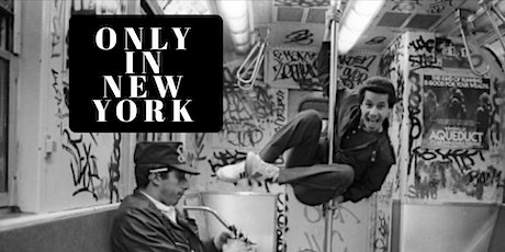 ONLY IN NEW YORK: An Evening of Storytelling at The Jane Hotel tickets