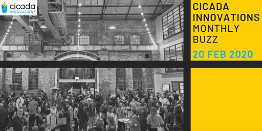 Monthly Buzz: 2020 Kick-off Networking Event