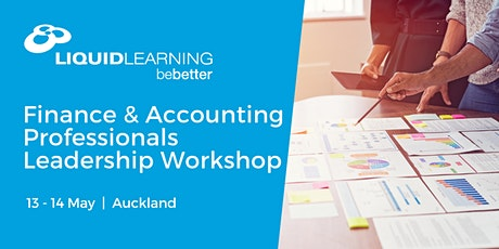 Finance & Accounting Professionals Leadership Workshop tickets