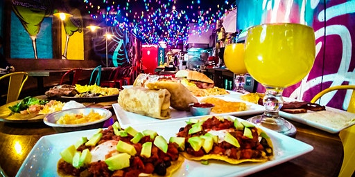 Two For One Brunch Entrees at Fajita Factory