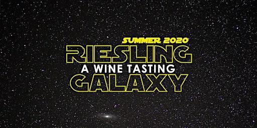 Riesling Galaxy Wine Tasting
