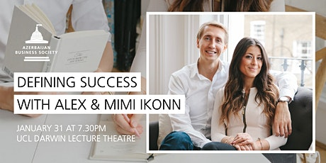 Defining Success with Alex & Mimi Ikonn tickets