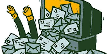 Formation efficacité : gérer ses e-mails tickets