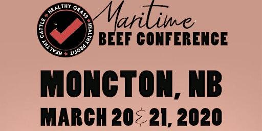 2020 Maritime Beef Conference/Congrès du Conseil du boeuf des Maritimes