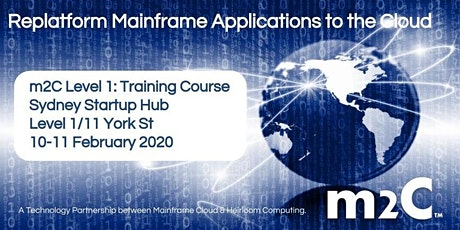 m2C: Level 1 Training Course (Duration: 2 days) tickets