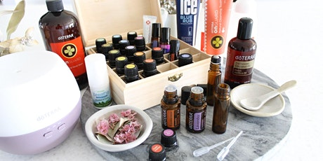 Doterra Workshop - Natural Solutions - Diamond Club Class tickets