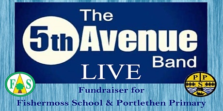 5th-Avenue Live with Portlethen & Fishermoss tickets