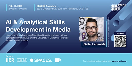 RMDS Lab × UCR Present: AI & Analytical Skills Development in Media