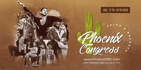 The Second-Annual Phoenix Salsa/Bachata Congress tickets