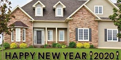 New Year New Home