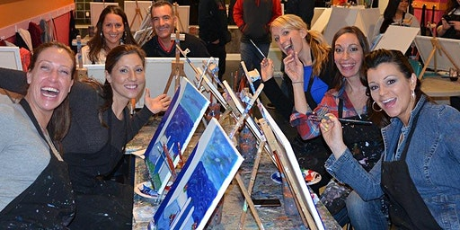 Sip & Paint with Sharon: BYOB