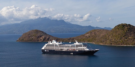 Sea the World With Azamara Club Cruises - Waterloo and Ira Needles tickets