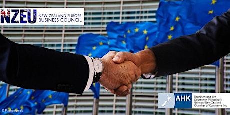 Networking Event with special guest EU Ambassador Nina Obermaier tickets