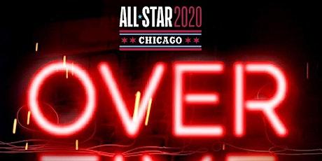 Overtime Chicago NBA Allstar 2020 tickets