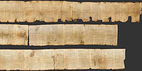The Dead Sea Scrolls and the Origin of Western Civilization tickets