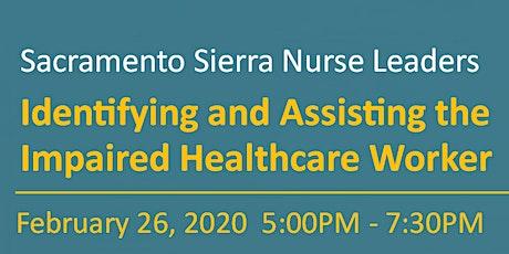 Sierra Nurse Leaders Education Event tickets