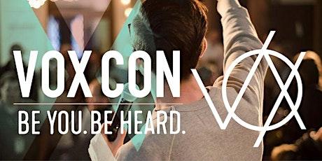 VoxCon 2020 tickets