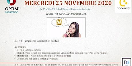 Formation efficacité : visualiser pour mieux performer billets