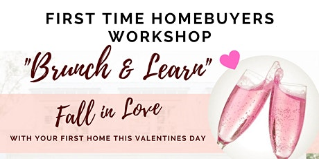 First Time Homebuyers Workshop tickets