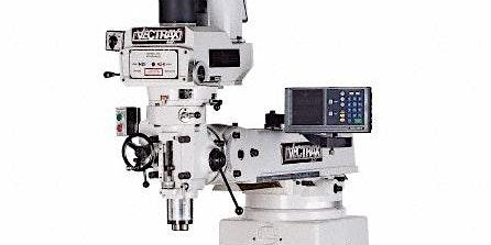 Machining Training / Auth - Manual Knee Mill