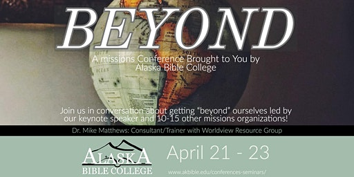 Beyond: A Missions Conference