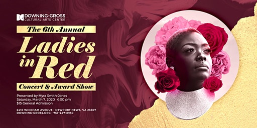 The 6th Annual Ladies in Red Concert & Award Show