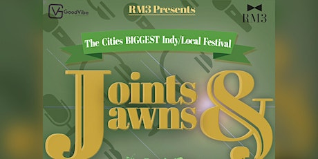 Joints & Jawns Music Festival Day 2 tickets