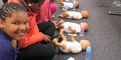 Babysitter Training for Youth tickets