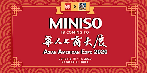 Miniso at the Asian American Expo
